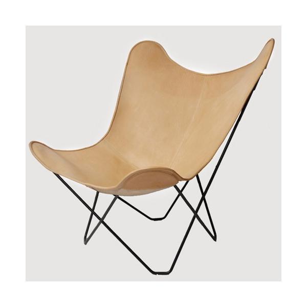 キャッシュレス還元 BKF Chair BKFチェア ブラウンレザー スウェーデン 北欧|designshop-jp|04