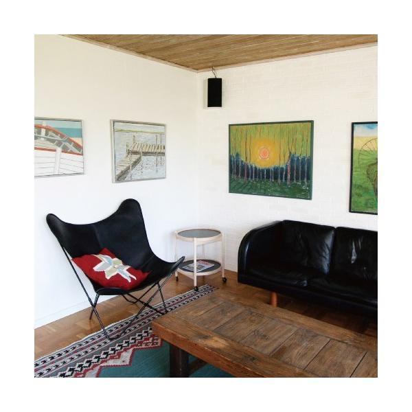 キャッシュレス還元 BKF Chair BKFチェア ブラウンレザー スウェーデン 北欧|designshop-jp|05