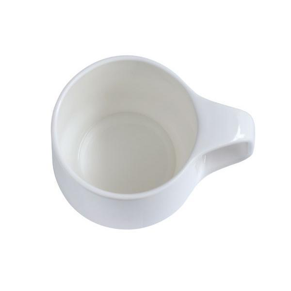 キャッシュレス還元 マーク ニューソン Noritake マグカップ|designshop-jp|03