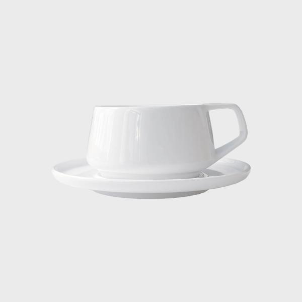 キャッシュレス還元 カップ & ソーサー マーク ニューソン×ノリタケ|designshop-jp