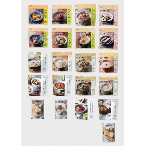 非常食 保存食 IZAMESHI デイリー イザメシ 長期保存食セット 備蓄 防災 用品 防災 グッズ|designshop-jp|02