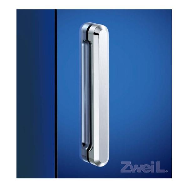 スガツネ工業 ステンレス鋼製 ドアノブ ZL-1505型 PAT 本体 両面取付(室内 室外セット) 100-010-433 ZL-1505-WN-160 | ドアノブ ハンドル ノブ ステンレス 鋼