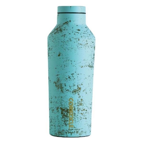 SPICE スパイス CORKCICLE BALI BLUE CANTEEN 9oz 2009PBB   水筒 大人 保冷 保温 ボトル  マイボトル スポーツ ステンレス製 すいとう お弁当