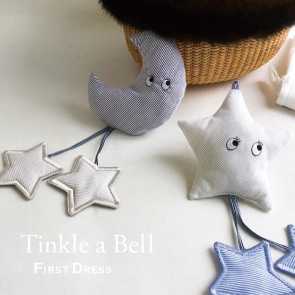 ファーストドレス 日本製 ベビーラトル ティンカーベル Tinkle a Bell ギフト 【firstdress直営店】|detour