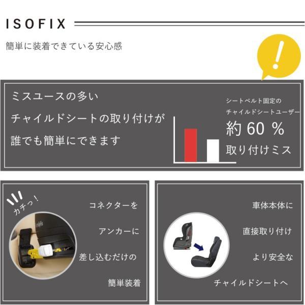 マキシコシ アクシスフィックスプラス 新生児 〜4歳 チャイルドシート 回転 ISOFIX axissfix plus *送料無料* (Maxi-Cosi公式販売店) detour 09