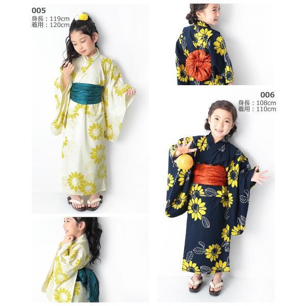 子供服 浴衣 キッズ 韓国子供服 devirock 浴衣 兵児帯 2点セット 女の子 浴衣 甚平 全10色 100-160  M1-1|devirockstore|14