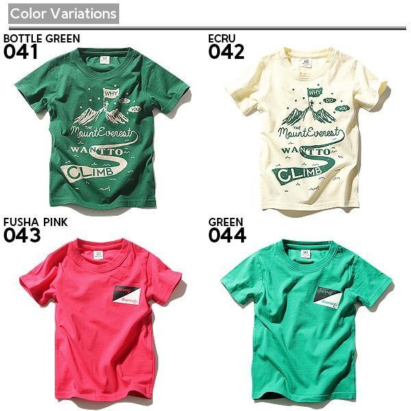 子供服 Tシャツ キッズ 韓国子供服 男の子 女の子 devirock 全20柄 スター&アメカジ&オルテガ&ロゴプリント半袖Tシャツ カットソー 綿100% ×送料無料 M1-4|devirockstore|02