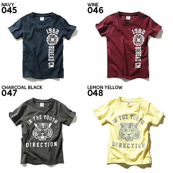 子供服 Tシャツ キッズ 韓国子供服 男の子 女の子 devirock 全20柄 スター&アメカジ&オルテガ&ロゴプリント半袖Tシャツ カットソー 綿100% ×送料無料 M1-4|devirockstore|03