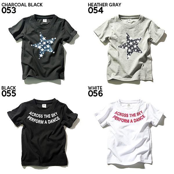 子供服 Tシャツ キッズ 韓国子供服 男の子 女の子 devirock 全20柄 スター&アメカジ&オルテガ&ロゴプリント半袖Tシャツ カットソー 綿100% ×送料無料 M1-4|devirockstore|05