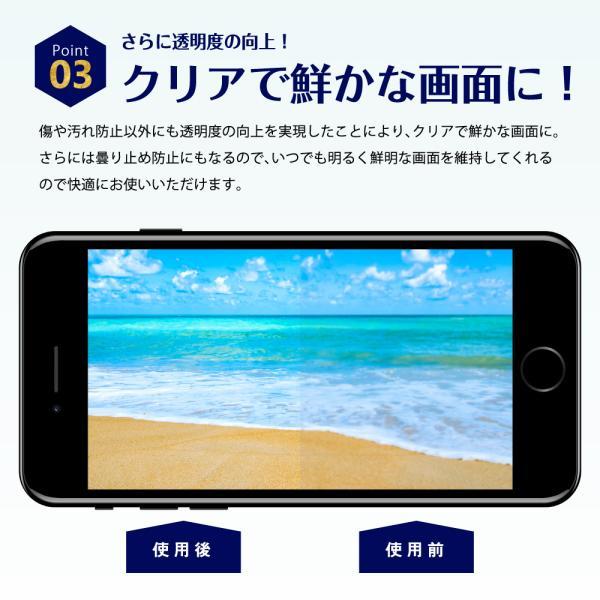 ガラスフィルム 液体ガラスフィルム 液体保護フィルム 9H ナノテクノロジー 液晶保護フィルム ガラスコーティング スマートフォン スマホ iPhone apple watch|dezicazi|06