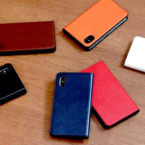 らくらくスマートフォン4 F-04J ケース 手帳型 スマホケース シンプル 使いやすい カバー 富士通 らくスマ 4 らくらくスマホ4 手帳ケース ベルトなし マグネット|dezicazi|12