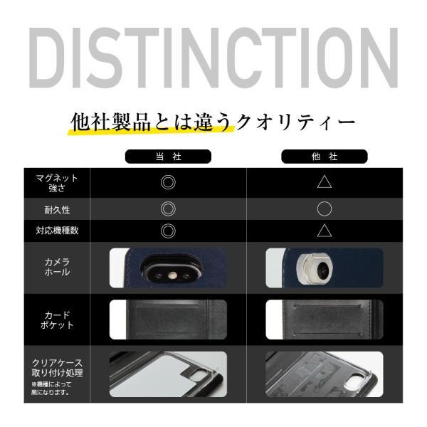 らくらくスマートフォン4 F-04J ケース 手帳型 スマホケース シンプル 使いやすい カバー 富士通 らくスマ 4 らくらくスマホ4 手帳ケース ベルトなし マグネット|dezicazi|06