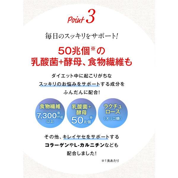 dhc ダイエット食品 【メーカー直販】【送料無料】 DHCプロティンダイエット MCTプラス 15袋入|dhc|06