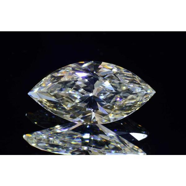 マーキーズカット ダイヤモンドルース 0.4カラット Lカラー VS2 中央宝石研究所ソーティングつき|diadia