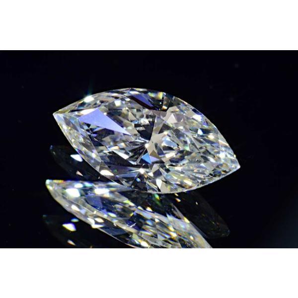 マーキーズカット ダイヤモンドルース 0.4カラット Lカラー VS2 中央宝石研究所ソーティングつき|diadia|02