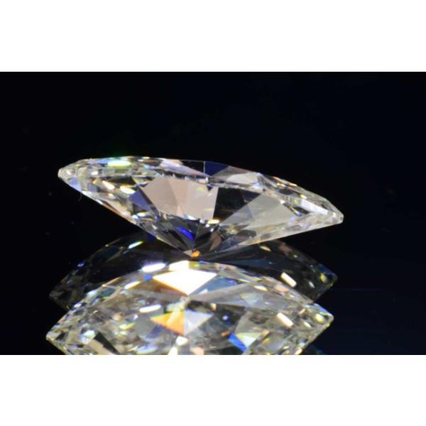 マーキーズカット ダイヤモンドルース 0.4カラット Lカラー VS2 中央宝石研究所ソーティングつき|diadia|04