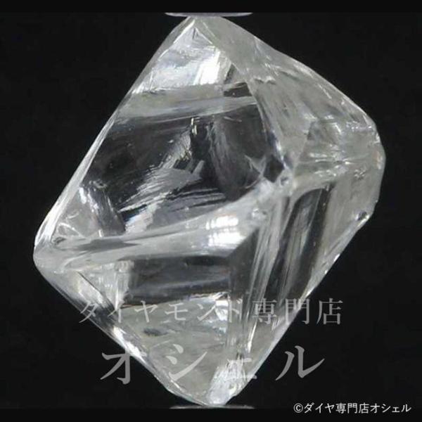 アッシャーカット ダイヤモンド Fカラー 0.5カラット VVS2 透明度高い証明写真つき ダイヤGIA鑑定書 刻印つき|diadia|05