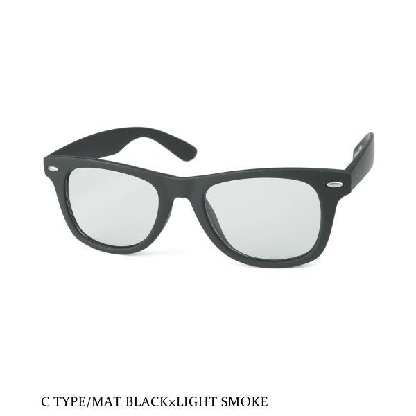サングラス メンズ ブランド ブルー グレー ブラウン パープル レンズ UVカット スポーツ 大きい 7JEWELRY ウェリントン サングラス|diamonddust|13