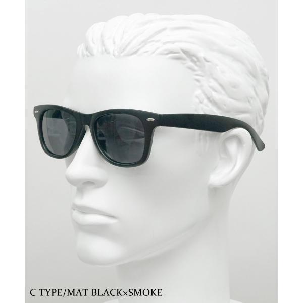 サングラス メンズ ブランド ブルー グレー ブラウン パープル レンズ UVカット スポーツ 大きい 7JEWELRY ウェリントン サングラス|diamonddust|16