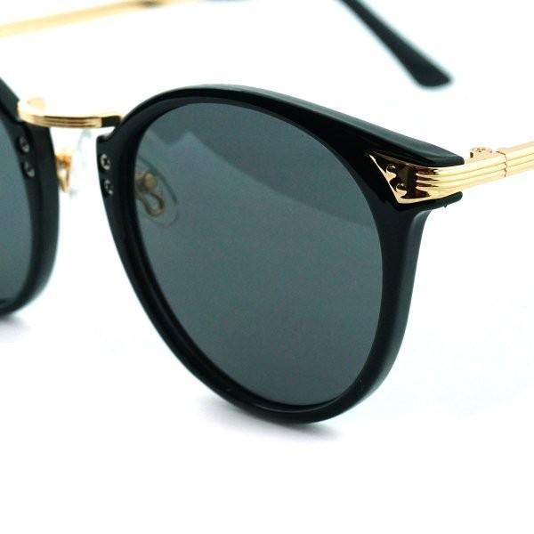 サングラス メンズ ブランド ブルー ブラック グレー レンズ 大きい おしゃれ UVカット 紫外線カット 7JEWELRY ボストン サングラス|diamonddust|13