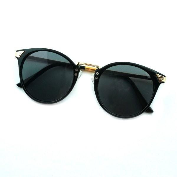 サングラス メンズ ブランド ブルー ブラック グレー レンズ 大きい おしゃれ UVカット 紫外線カット 7JEWELRY ボストン サングラス|diamonddust|16