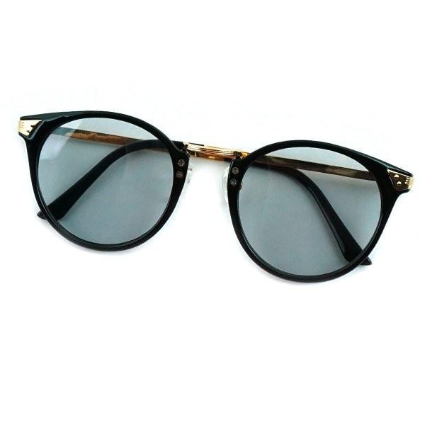 サングラス メンズ ブランド ブルー ブラック グレー レンズ 大きい おしゃれ UVカット 紫外線カット 7JEWELRY ボストン サングラス|diamonddust|17