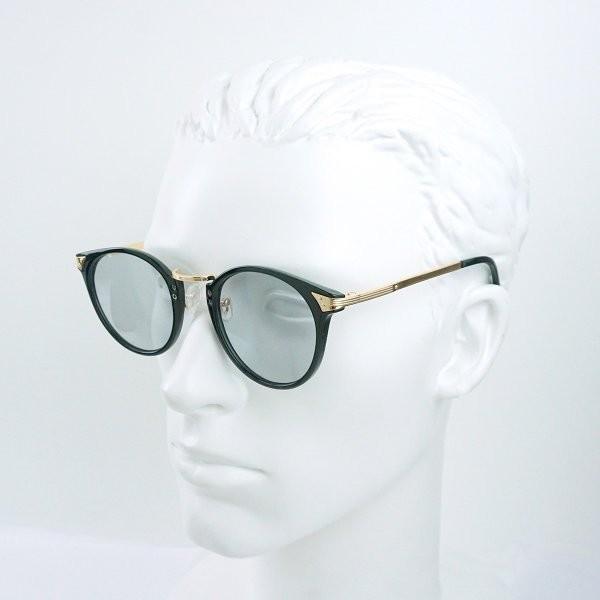 サングラス メンズ ブランド ブルー ブラック グレー レンズ 大きい おしゃれ UVカット 紫外線カット 7JEWELRY ボストン サングラス|diamonddust|20