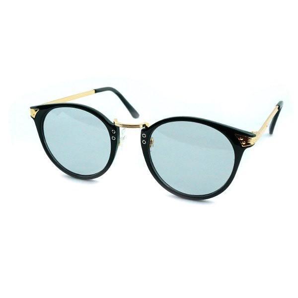 サングラス メンズ ブランド ブルー ブラック グレー レンズ 大きい おしゃれ UVカット 紫外線カット 7JEWELRY ボストン サングラス|diamonddust|08