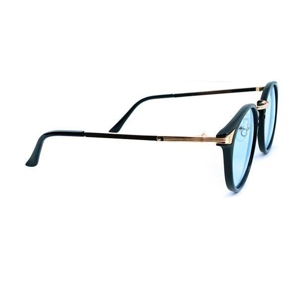 サングラス メンズ ブランド ブルー ブラック グレー レンズ 大きい おしゃれ UVカット 紫外線カット 7JEWELRY ボストン サングラス|diamonddust|09