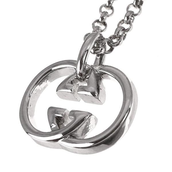 ネックレス メンズ ブランド SBG シルバー エンブレム ネックレス 銀 ペンダント トップ|diamonddust|02