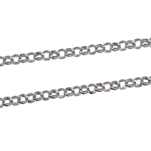 ネックレス メンズ ブランド SBG シルバー エンブレム ネックレス 銀 ペンダント トップ|diamonddust|06