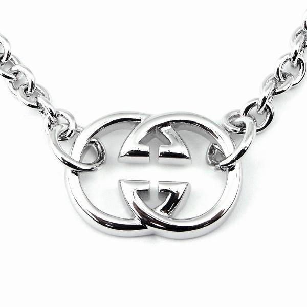 ネックレスメンズ ブランド SBG シルバー エンブレム チェーン ネックレス ペンダント トップ|diamonddust