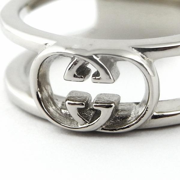 指輪 メンズ レディース ブランド 人気 SBG シルバー ロゴ リング|diamonddust|03