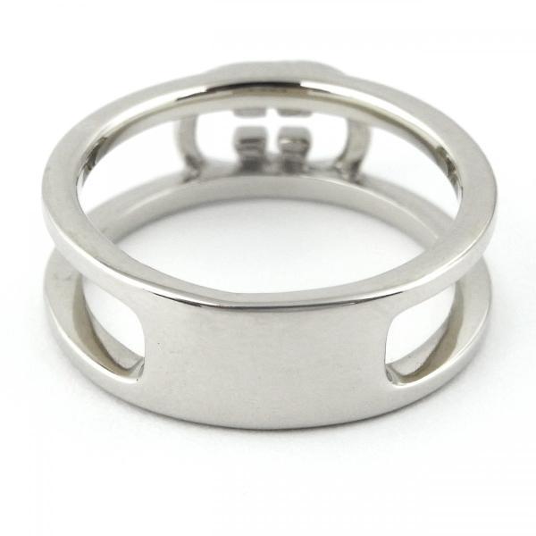 指輪 メンズ レディース ブランド 人気 SBG シルバー ロゴ リング|diamonddust|04