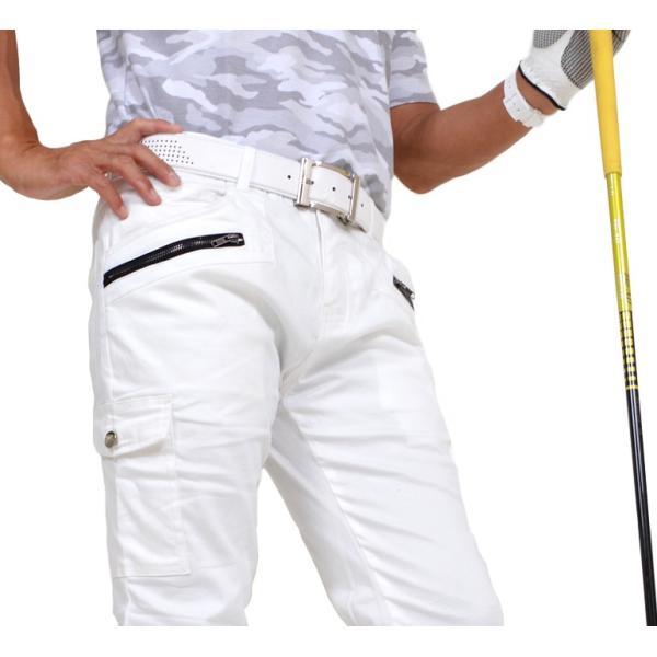 ゴルフ ウェア ゴルフウェア メンズ ストレッチ ゴルフパンツ ズボン ロングパンツ  おしゃれ スリット入り 春 夏 2017 秋冬 CG-140707|diana|11