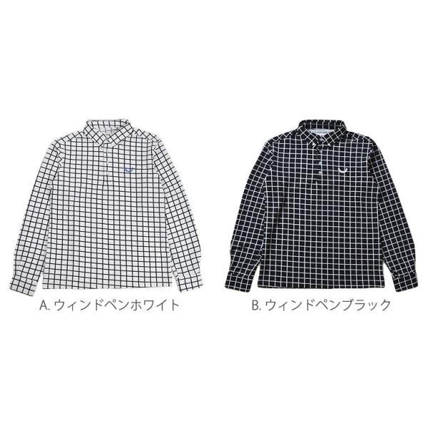 セール ポロシャツ メンズ 長袖 ゴルフ 大きいサイズ ゴルフ ウェア トップス 春 CG-LP543|diana|02