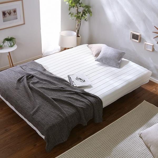<title>ベッド マットレス 贈呈 脚付きマットレス ダブルベッド ダブル</title>