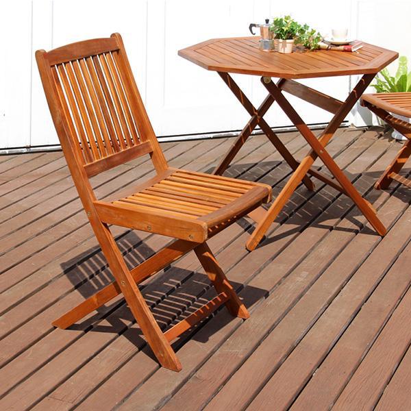ガーデン チェア ガーデンチェア セット 屋外 おしゃれ チェアセット テラス チェアー 2脚 モダン 椅子 バルコニー 2脚セット ブラウ