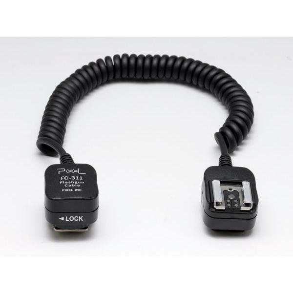 オフカメラシューコード TTL キヤノン用 580EX II、580EX、430EX、550EX対応