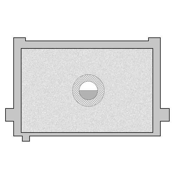 スプリットマイクロ フォーカシングスクリーン EC-Bタイプ キヤノン EOS KissDigital N ・Digital X用
