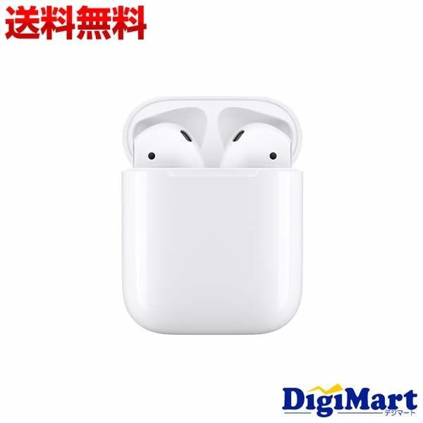 円高還元 AirPods with Charging Case MV7N2ZP/A (第2世代) 香港版 ワイヤレスBluetooth イヤホン【輸入品・新品】(8589)|digimart-shop