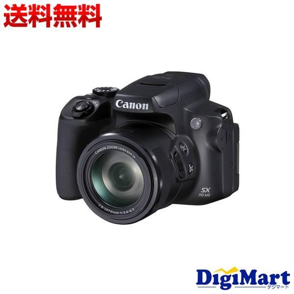 キヤノン Canon PowerShot SX70 HS コンパクトデジタルカメラ【新品・並行輸入品・保証付き】