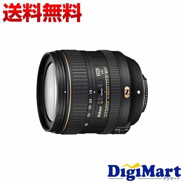 ニコン Nikon AF-S DX NIKKOR 16-80mm f/2.8-4E ED VR ズームレンズ【新品・国内正規・簡易箱】