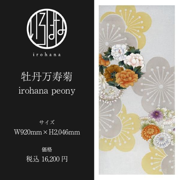 いろはな壁紙 牡丹万寿菊