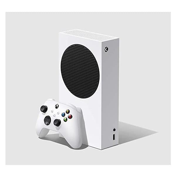 新品 XboxSeriesSRRS-00015白エックスボックスシリーズエス512GBカスタムSSDホワイ4549576167