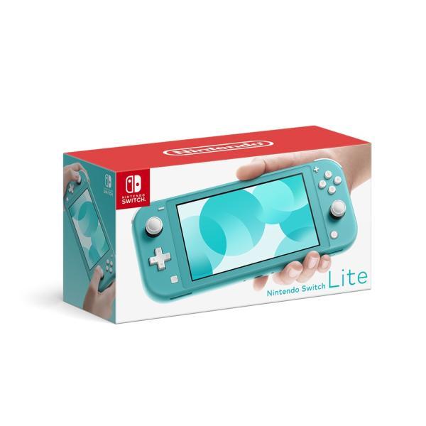 新品 任天堂NintendoSwitchLiteターコイズライト