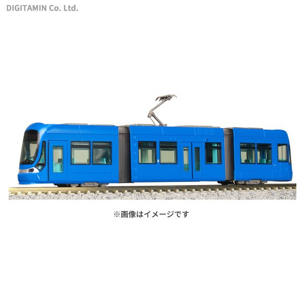 14-805-1KATOカトーマイトラムBLUENゲージ鉄道模型 7月
