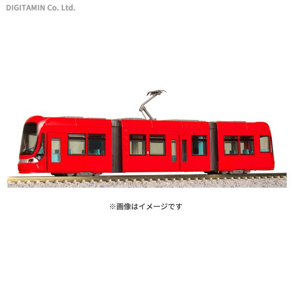 14-805-2KATOカトーマイトラムREDNゲージ鉄道模型 7月