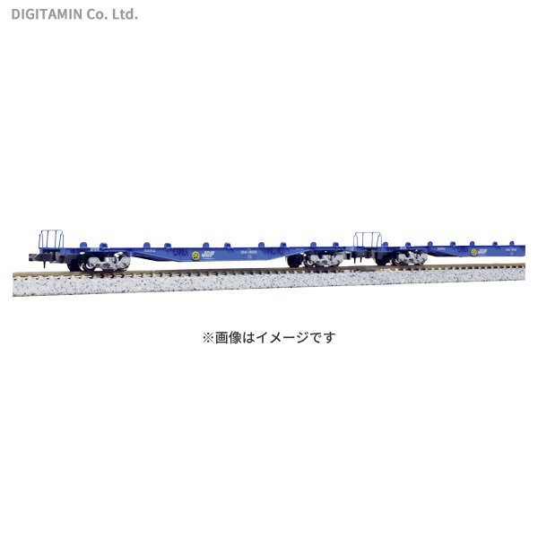 10-1421KATOカトーコキ104コンテナ無積載2両セットNゲージ 生産鉄道模型 9月