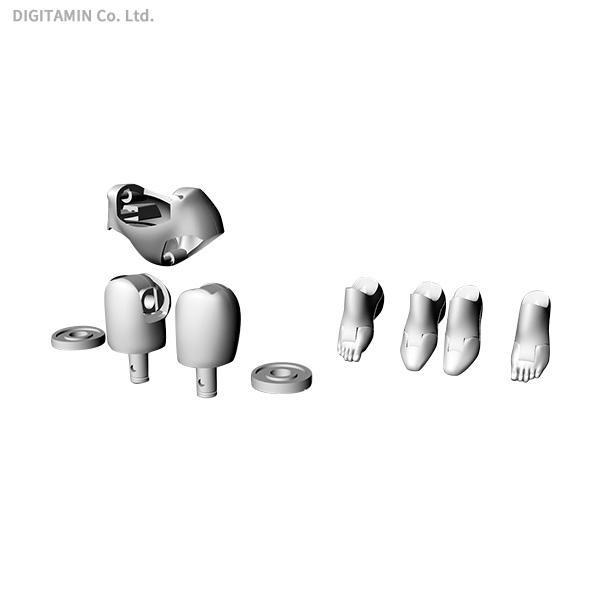 コトブキヤ メガミデバイス M.S.G 02 ボトムスセット スキンカラーA/スキンカラーB/ホワイト 3個セット 【2月予約】